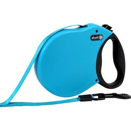 Alcott Alcott Adventure Retractable Leash - Blue - Small