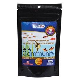 Northfin Northfin Community Formula - 1 mm Sinking Pellets - 100 g