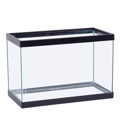 Marineland Marineland Rectangular Aquarium - Black - 10 gal