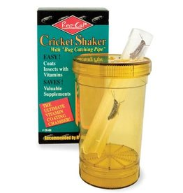 Rep-Cal Rep-Cal Cricket Shaker with Catch Pipe