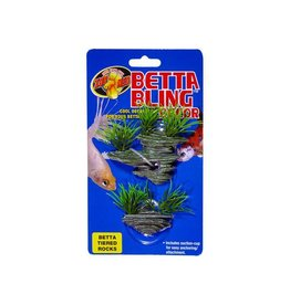 Zoo Med Zoo Med Betta Bling Tiered Rocks