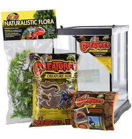 Zoo Med Zoo Med Creatures Creature Habitat Kit - 3 gal