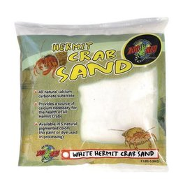 Zoo Med Zoo Med Hermit Crab Sand - White - 2 lb