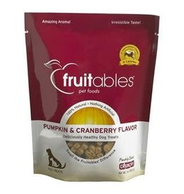 Fruitables Fruitables Pumpkin & Cranberry 7oz