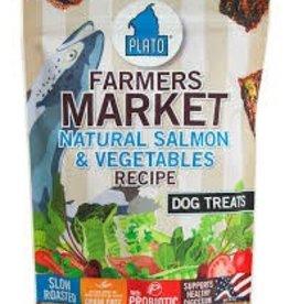 Plato Plato Farmers Market Salmon & Vegetable 400g
