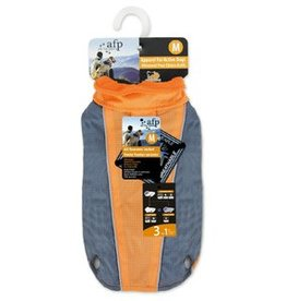 All Four Paws All for Paws All Season Jacket, Orange, 3X-Large