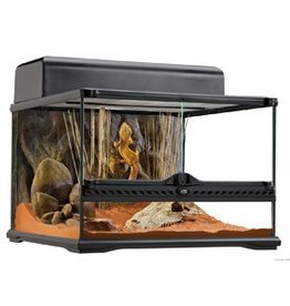 "Exo Terra Exo Terra Natural Terrarium - Advanced Reptile Habitat - Low, 18"" x 18"" x 12"""