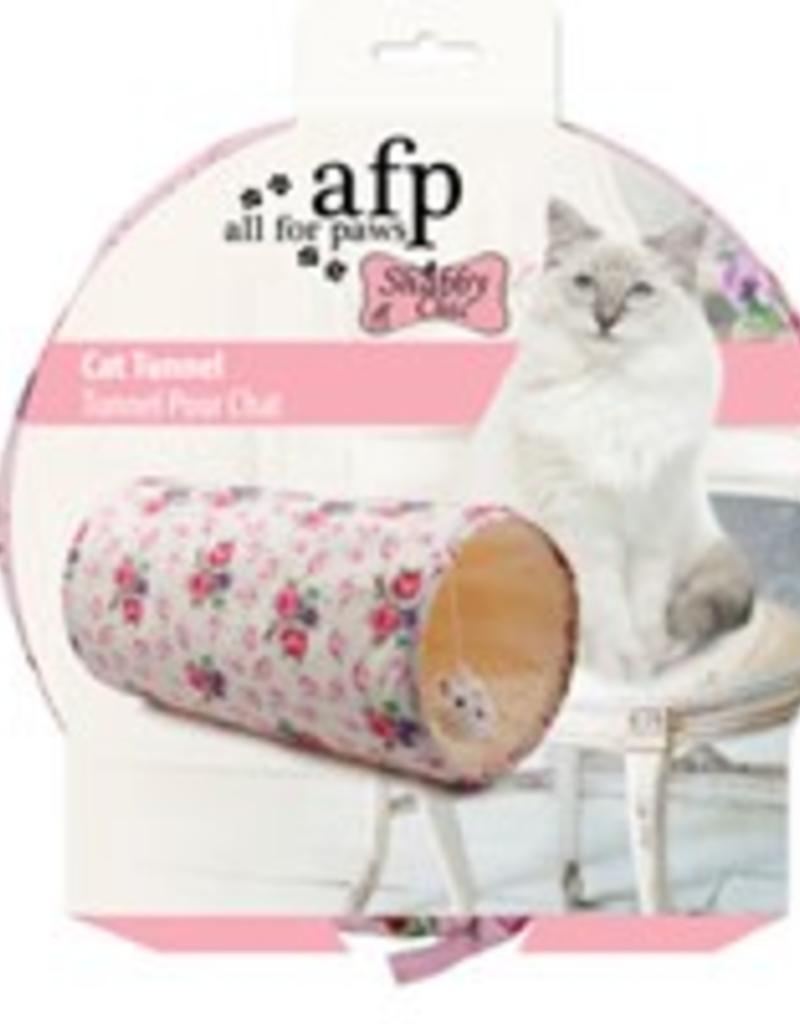 All Four Paws All for Paws Shabby Chic Summer Time Tunnel - Assorted – Pink/Cream