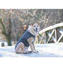 RC Pets RC Pets Cabin Sweater S Navy Melange