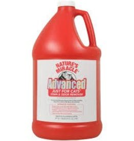 Nature's Miracle Natures Miracle Just for Cats Advance Stain/Odor Formula 1G