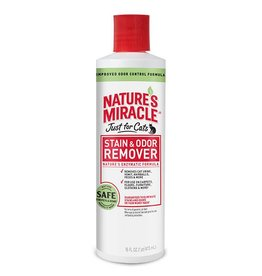 Nature's Miracle Natures Miracle Just For Cats Stain & Odor Remover 16oz