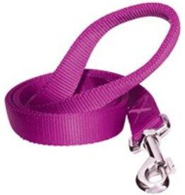 Dogit Dogit Single Ply Nylon Training Dog Leash - Purple - XLarge (1.8 m/6 ft)