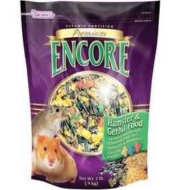 Browns Encore Hamster/Gerbil Food 2 lb