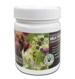 true raw choice True Raw Choice Milk Thistle Herb 60g
