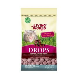 Living World Hamster Treat - Field Berry - 75 g (2.6 oz)