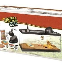 Zilla Bearded Dragon Tank Starter Kit 20L