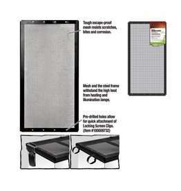 "Zilla Fresh Air Screen Cover - 24"" x 12"""
