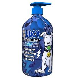 Lucy Lucy Blue Lightning Blueberry Shampoo 17OZ