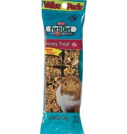 Kaytee Forti-Diet Pro Health Honey Treat Value Pack for Guinea Pigs - 8 oz