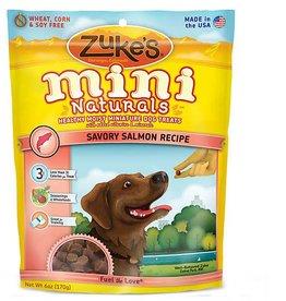 zukes Zukes Mini Natural Savory Salmon 6oz
