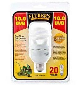 Fluker's Flukers Sun Glow Coil Bulb 10UVB 20W