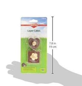 Kaytee Kaytee Chew Layer Cakes 2ct