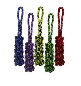 Multipet Nuts for Knots Rope Tug with Stick 16""