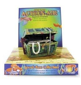 Penn Plax Sea-Treasure Chest