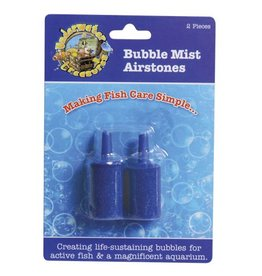 Underwater Treasures Underwater Treasures Bubble Mist Airstone - Cylindrical - 2 pk