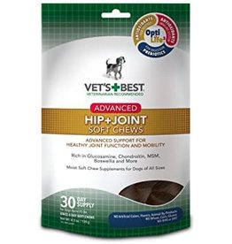 Vets Best Vets Best Advanced Hip & Joint Supplement Soft Chews