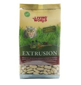 Living World Extrusion Diet for Hamsters - 1.5 kg (3.3 lbs)