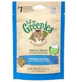 Greenies Greenies Feline Dental Tempting Tuna 2.5OZ