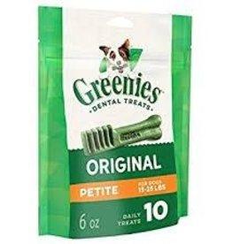 Greenies Greenies Mini Treat Petite 6oz