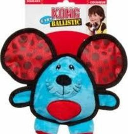 Kong Kong Ballistic Ears Mouse Medium