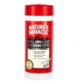 Nature's Miracle Nature's Miracle Cage Scrubbing Wipes 30ct