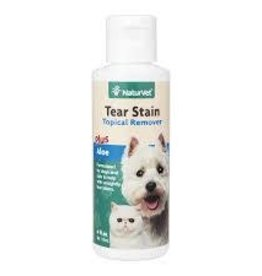 NaturVet NaturVet Tear Stain Remover Topical 4OZ