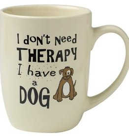 Petrageous Petrageous  I Don't Need Therapy Mug 24oz