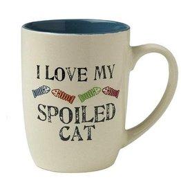 Petrageous Petrageous One Spoiled Cat 24oz Mug