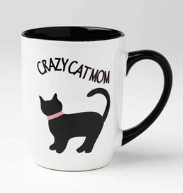 Petrageous Petrageous  Crazy Cat Mom 24oz