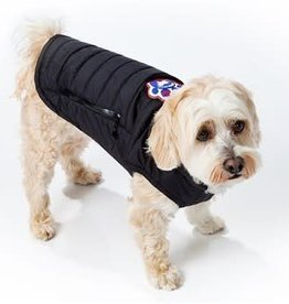Canada Pooch Canada Pooch Rain Runner Dog Vest Black Size 16