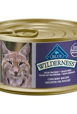 Blue Buffalo Blue Buffalo Wilderness Adult Cat Canned Chicken Recipe 3oz (85g)
