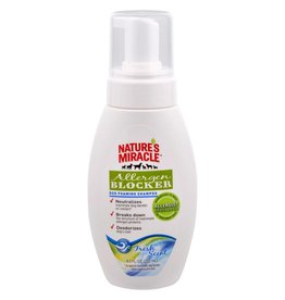 Nature's Miracle Nature's Miracle Allergen Blocker Foaming Shampoo 8.5oz
