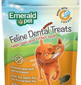 Emerald Pet Emerald Pet Smart N Tasty Cat Dental Treat Chicken Flavour 3oz