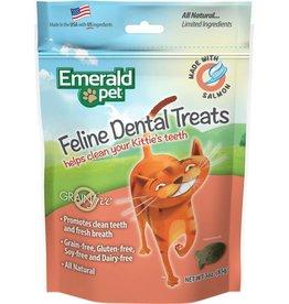Emerald Pet Emerald Pet Smart N Tasty Cat Dental Treat Salmon Flavour 3oz