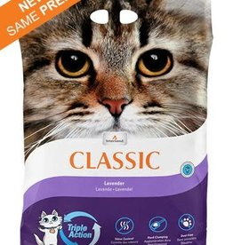 Intersand City Classic Premium Lavender Clumping Litter 14kg