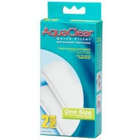 Aqua Clear AquaClear Quick Filter Replacement Cartridge