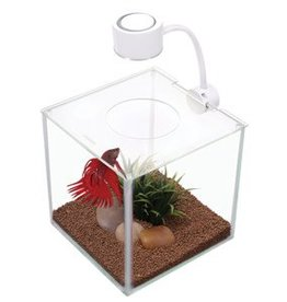 Marina Marina CUBUS Glass Betta Kit - 3.4 L (0.9 gal)