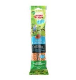 Living World Budgie Sticks Honey Flavour