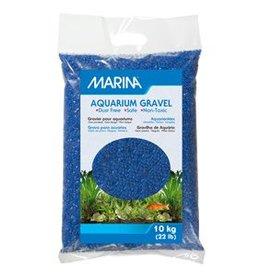 Marina Marina Blue Decorative Aquarium Gravel - 10kg  (22 lb)