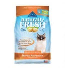 Blue Buffalo Blue Herbal Attraction Naturally Fresh Clumping Litter (Orange Bag)